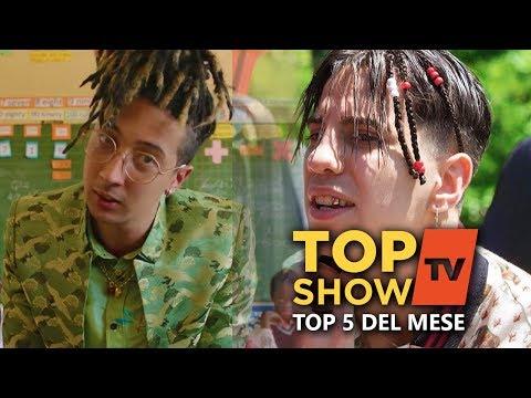 TOP 5 CANZONI RAP DEL MESE (classifica maggio 2017)