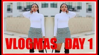 VLOGMAS 2018 DAY 1 - Storytime: HOW I GOT DRAKE TICKETS AT THE LAST MIN!!!| Brittany Daniel