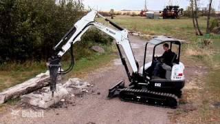 Bobcat Hydraulic Breaker Attachment