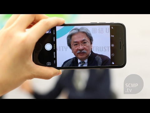John Tsang 曾俊華 talks to SCMP about his CE bid, Silver Surfer and Bruce Lee
