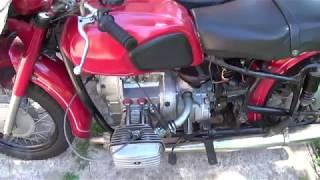 Обзор нового мотоцикла Днепр мт 10 36 !