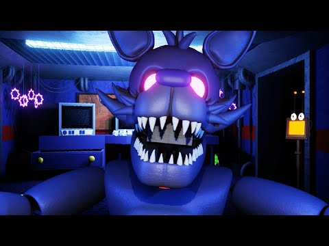 YIKES! I DIDN'T SEE THAT COMING!!! FNAF: Flat-Line