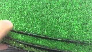 видео Искусственная трава Лайм 20