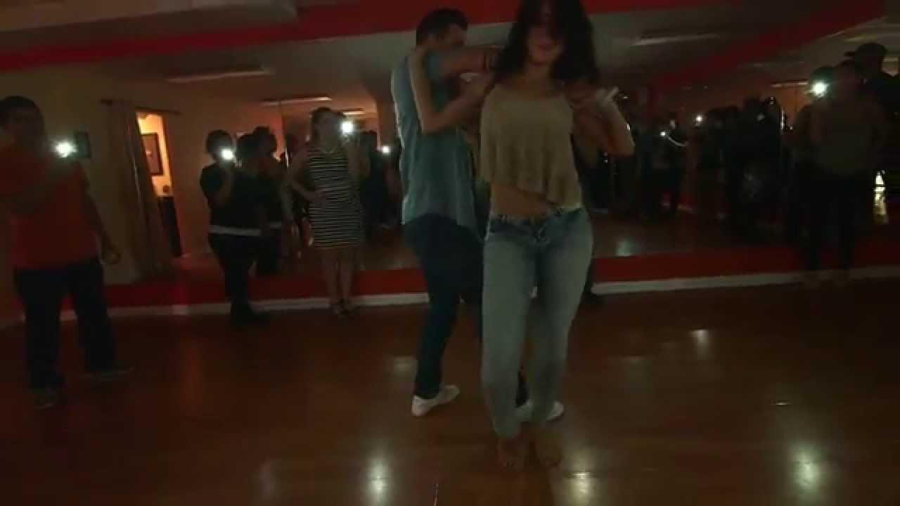 Daniel and Desiree - Sensual Bachata at Ferocity Dance Company
