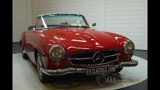 Mercedes-Benz 190SL 1956  -VIDEO- www.ERclassics.com