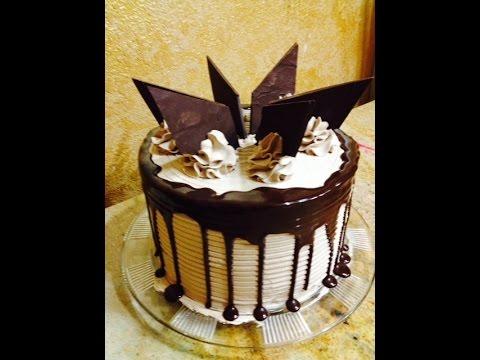 Chocolate Dessert Cake Cake Decorating Youtube