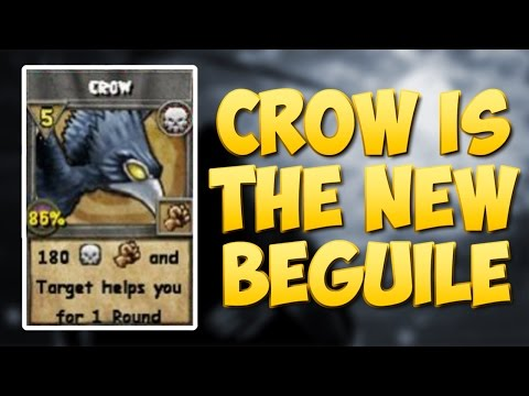 Wizard101: THE NEW BEGUILE! (Community PvP #3)