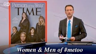 Silence Breakers are Time's Person of the Year 2017