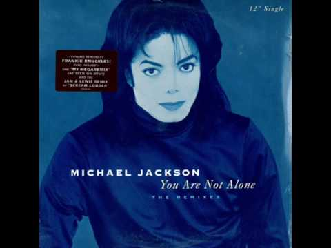 Michael Jackson You Are Not Alone (Franctified Club Mix)