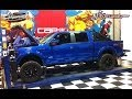 RC ADVENTURES - Make a Full Scale 4x4 Truck look like an RC - 2013 Ford F-150 1/4