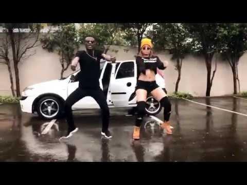 babes wodumo ft ntando duma - Jiva Phez'kombhede bhenga dance ft Candice