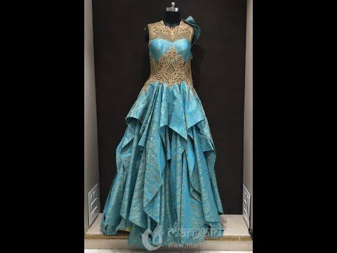 Latest Long gown Dresses || bollywood designer gowns || Party wear ...