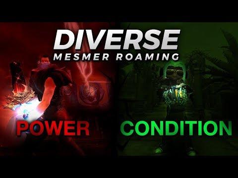 GW2 | Diverse | Outnumbered Power Mirage Montage #1 | BONUS