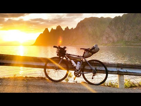 Bicycle Touring Norway Documentary (The Arctic Coast)