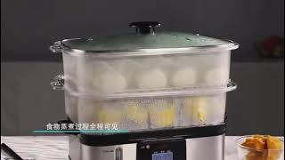 계란 삶는 기계 찜기 만두 해물찜 생선 찐빵 랍스터 킹…