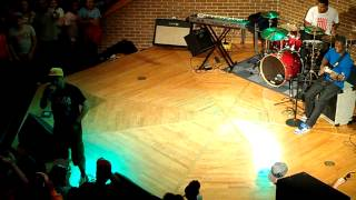 Andy Mineo Freestyle. IWU 2012