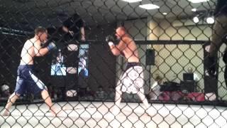 Danny chambers vs Dustin Stewart rd 2
