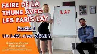 """Paris sportifs : Gagner de l'argent grâce aux paris """"Lay"""" - Partie 1"""