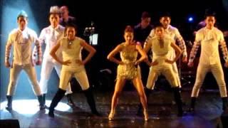 Jolin Tsai 蔡依林組曲 七上八下+舞孃+迷幻+Dr. Jolin 2013巴黎台灣之夜(Taiwan Music Night@Paris)