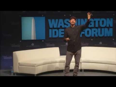 IDEAS OUT LOUD: Mick Ebeling / Washington Ideas Forum 2014