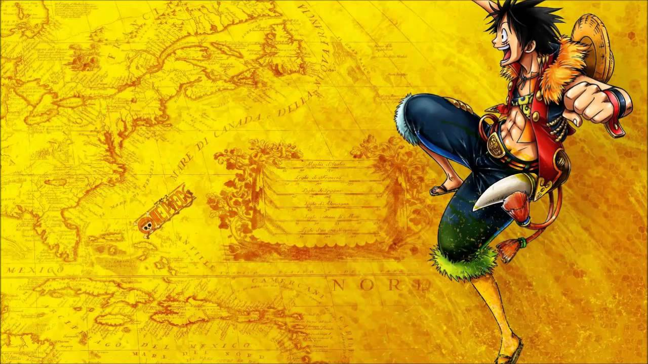 One Piece Soundtrack We Are For The New World Hd Youtube