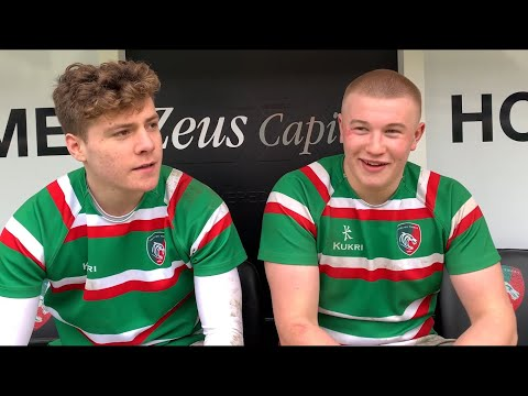 Post-match chat: Sam Edwards and Archie Vanes