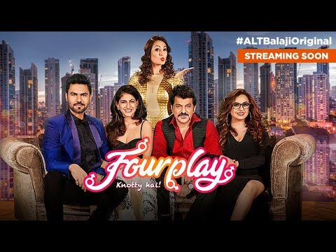 Fourplay | Official Trailer | Streaming Soon