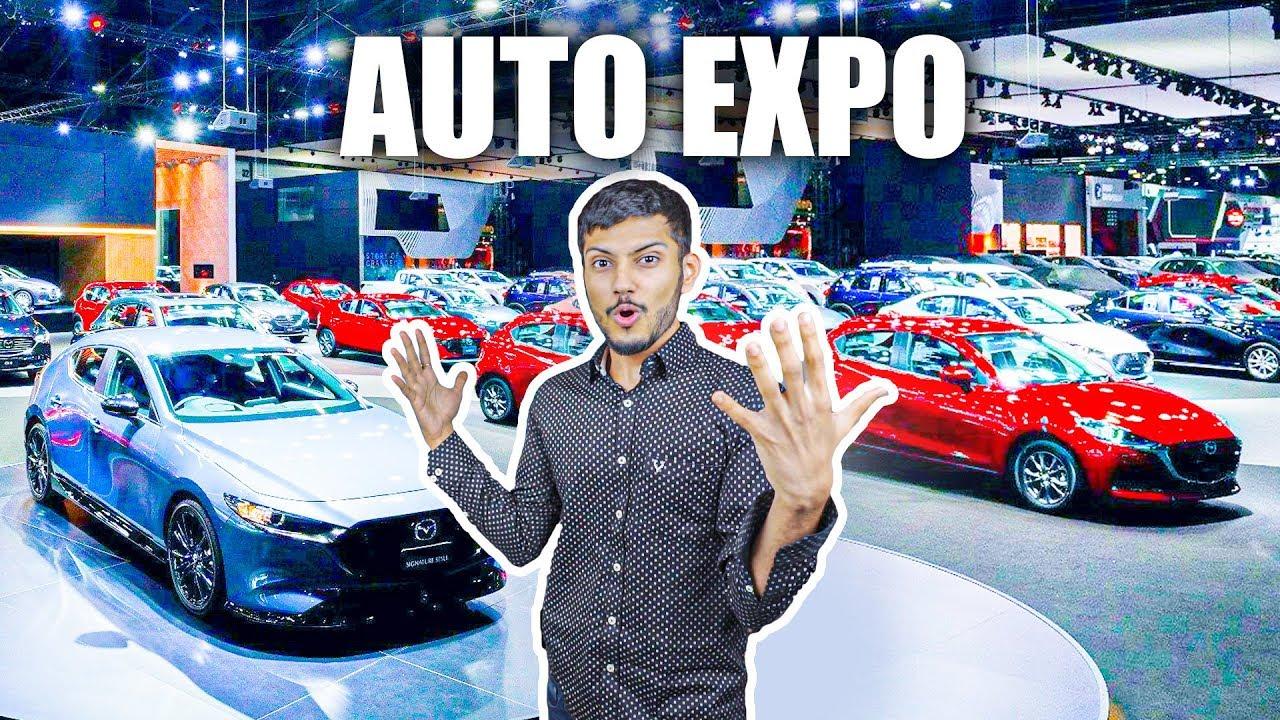 Découvrez Weird Tech dans Auto Expo 2020 🔥 + vidéo