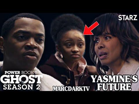 POWER BOOK II: GHOST SEASON 2 YASMINE'S FUTURE & WHERE IS GRANDMA ESTELLE?