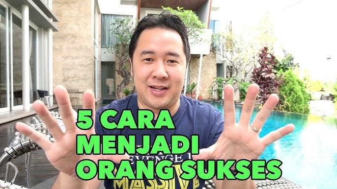 5 Cara Menjadi Orang Sukses Dennysantosotv Ep57 Youtube