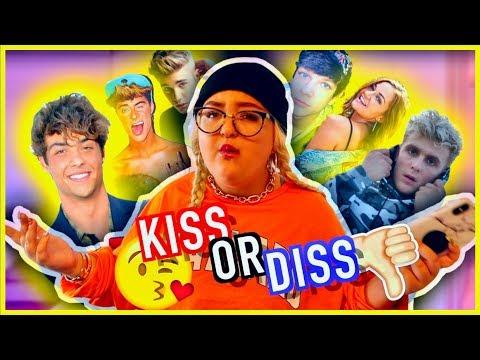 KISS OR DISS *MAJOR TEA* | Lauren Godwin