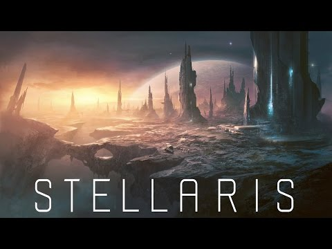 Lets Play Stellaris - Part 1 - (Imperialist Humans)