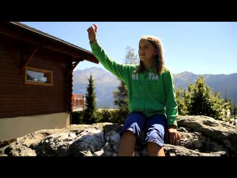 Verbier Summer Camp Accommodation