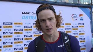IAAF Continental Cup Ostrava 2018 - Shawnacy Barber CAN Pole Vault Men