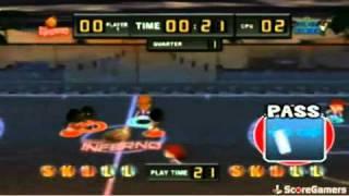 Kidz Sports Basketball Wii Trailer
