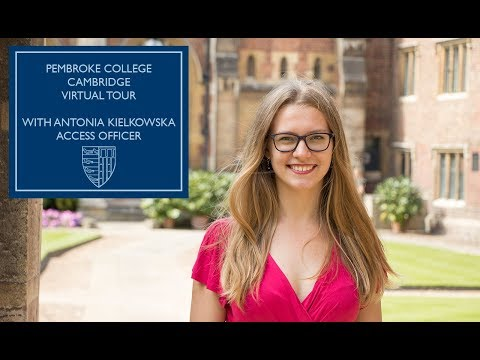 Video tour of Pembroke College, Cambridge