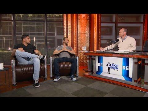 "Bryan Callen & Brendan Schaub of ""The Fighter & The Kid Podcast"" Talk UFC 200 & More - 7/11/16"