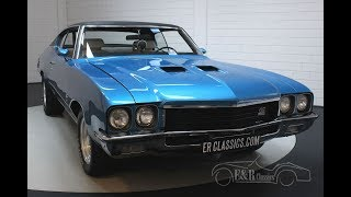 Buick GS455 Coupé V8 1972 -VIDEO- www.ERclassics.com