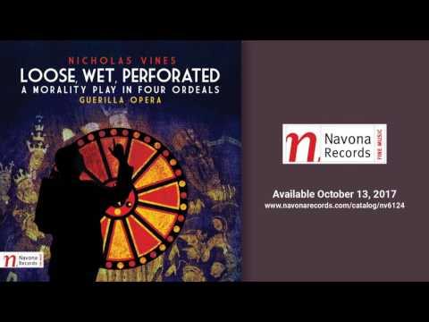 Nicholas Vines - Preamble, ft. Guerilla Opera