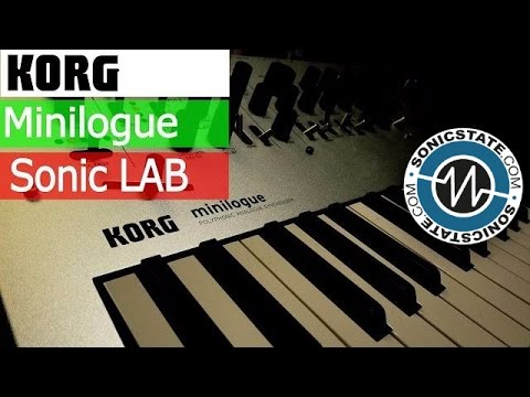 Korg Minilogue Sonic LAB Review