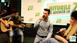 Mike Angello feat. Delia & Uddi - Anii ce vin (Live la Radio ZU)
