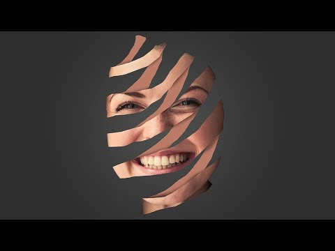 FACE PEEL EFFECT IN PHOTOSHOP | PHOTOSHOP EFFECT | PHOTOSHOP TUTORIAL thumbnail