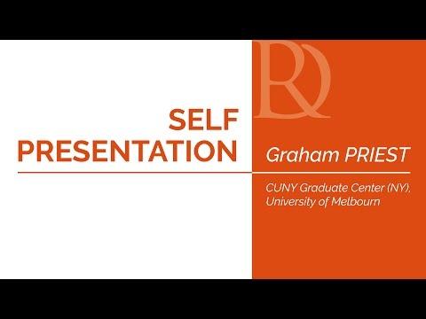 Graham Priest - Self Presentation