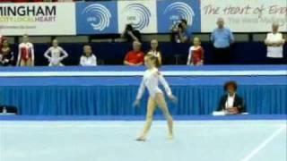 Дебют Анастасии Гришиной на Чемпионате Европы