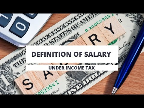 definition-of-salary-under-income-tax-|-income-tax-lecture-sec-17