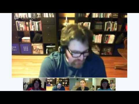 Hangout with Ernest Cline