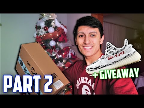 What I got for CHRISTMAS 2018 PART 2! SO MUCH HEAT! - YouTube bc96b9385