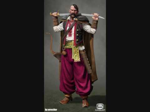 Raven Talk Episode 46: Cossack Warrior Culture with Guru Marc Lawrence