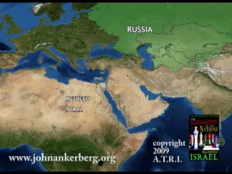 Ezekiel 38 War: Nations mentioned in the Bible