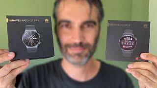 Si tienes un Huawei Watch GT 2 Pro, ¿Merece la pena cambiar a un Watch 3 Active?